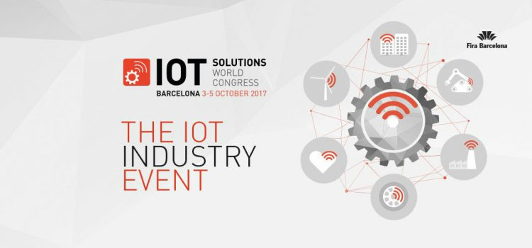 Once again Task4Work at the IoT Solutions World Congress in Barcelona